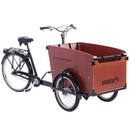 Babboe Big Cargo Bicycle Ireland