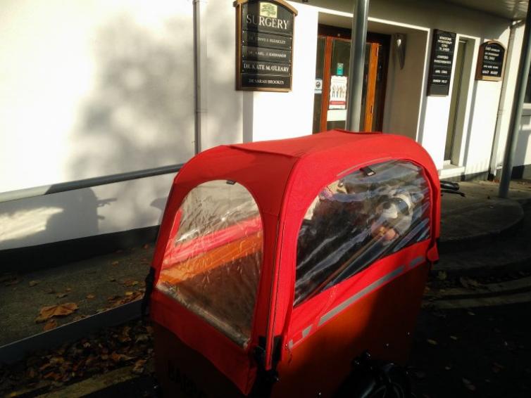 Cargo Bike Ambulance – Nee Nah!